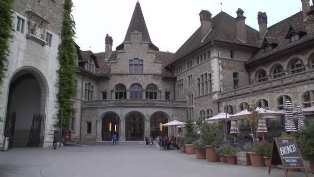 Landesmuseum Zürich / Glattpark / Badrenovation