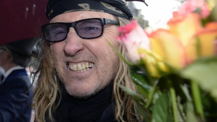 Seine Tochter Jewel macht ihn glücklich: Chris von Rohr. (Archivbild)