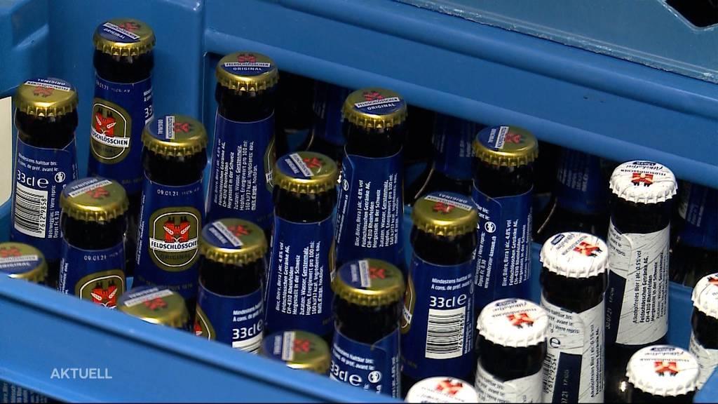 Das sagen Aargauer zum Alkoholverbot an Grossanlässen