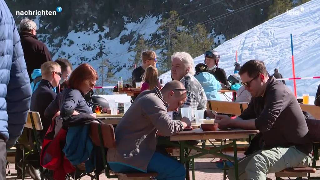 Wie weiter mit den Terrassen in Zentralschweizer Skigebieten