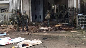 Anschlag auf Gottesdienst auf Philippinen