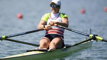 Erster Heimsieg auf dem Rotsee und Triumph im Gesamt-Weltcup für Jeannine Gmelin