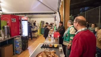 Die Fans waren mit dem Angebot und den Preisen des Migros-Catering im Stadion nicht zufrieden.
