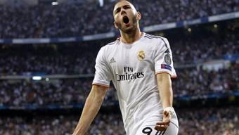 Champions League Halbfinal Hinspiel Real Madrid vs. Bayern München endet 1:0