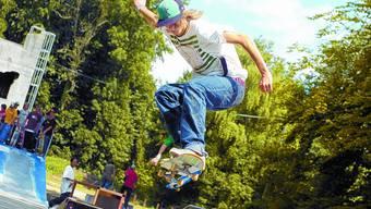 Der Skatepark von Bätterkinden soll saniert werden.