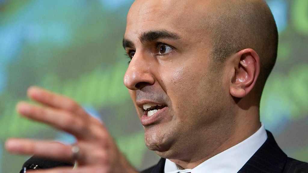 Fed-Mitglied Kashkari schlägt «wirklich harten» Lockdown in USA vor