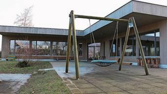 Einer von fünf Kindergärten: der Kindergarten Dorf.