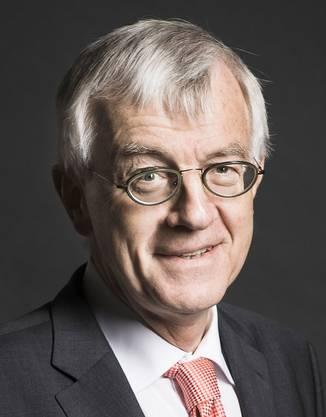 """Felix E. Müller. Der frühere Chefredaktor der """"NZZ am Sonntag"""" ist jetzt unabhängiger Publizist."""