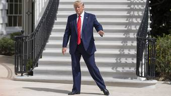 US-Präsident Trump steht im Gegenwind.