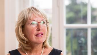 «Seit 1848 sassen gerade mal sieben Frauen in der Regierung», sagt die Waadtländer Regierungsrätin Jacqueline de Quattro. «Das Defizit ist riesig.» SEVERIN BIGLER