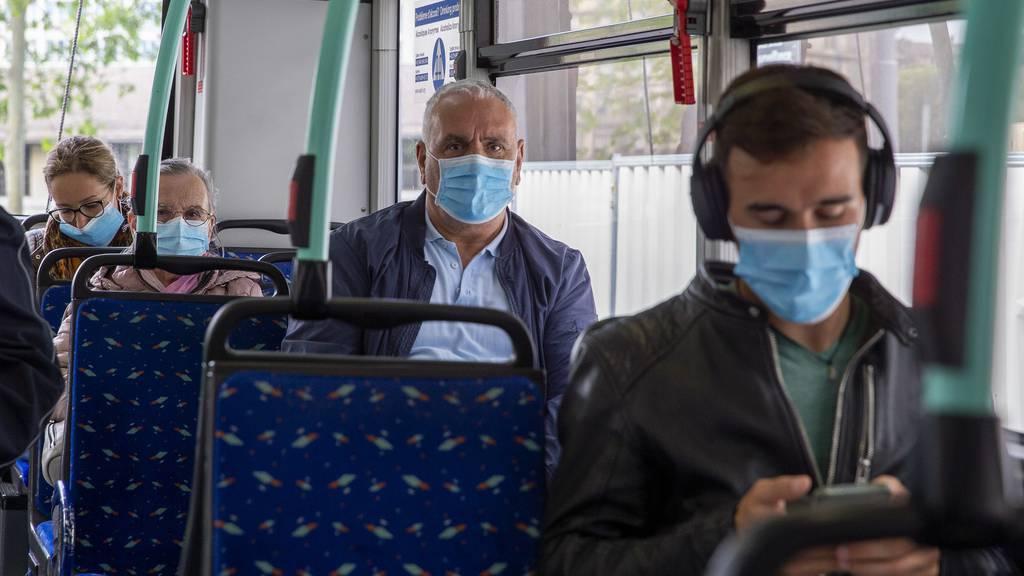 «Der Nachschub an Schutzmasken ist sichergestellt»