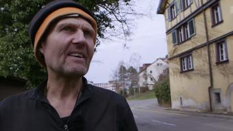 Peter Hämmerli lebt auf Zürichs Strassen. Alleine, ohne Obdach – aber selbstbestimmt, wie er sagt.