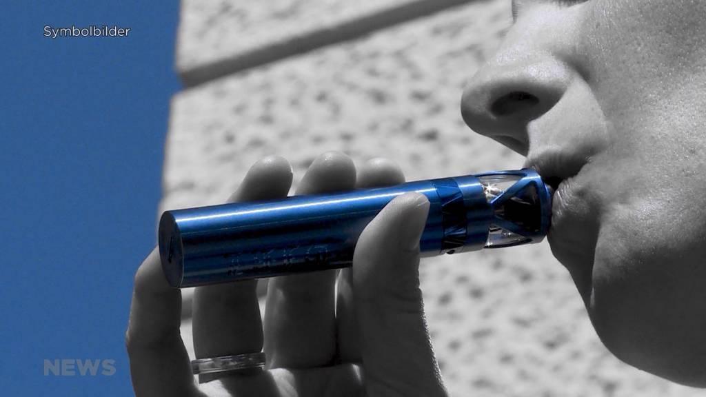 Minderjährige kommen leicht an E-Zigaretten