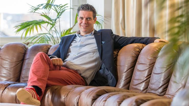 Tom Hanan in Zürich: «Das Web ist keine billige Plattform. Für Qualität sind Auftraggeber bereit zu zahlen.»
