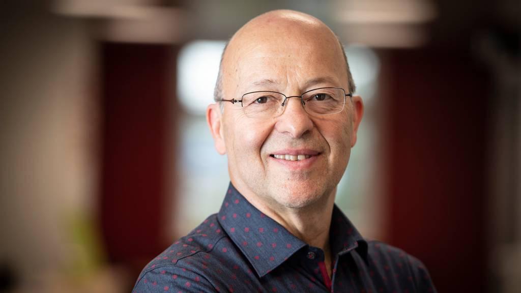 Pietro Vernazza, Chefarzt Infektiologie am Kantonsspital St.Gallen