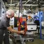 Auch ältere Arbeitslose profitierten im Juni von der guten Konjunktur.