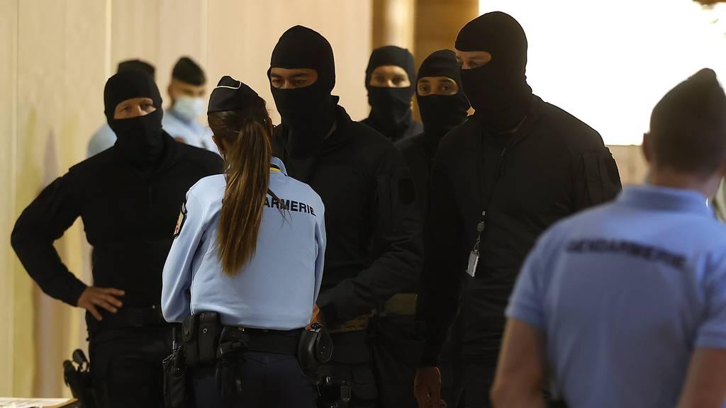 Nach Anschlags-Serie: 20 Angeklagte stehen in Paris vor Gericht