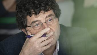 Enttäuscht: Der Tessiner Gesundheits- und Sozialdirektor Paolo Beltraminelli von der CVP hat die Wiederwahl verpasst.