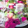 An den Festtagen werden die Gastgeber die Tische mit besonders viel Liebe zum Detail schmücken.
