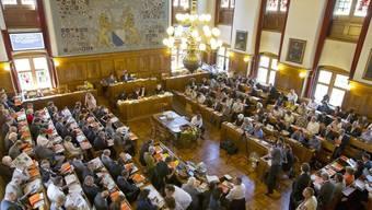 Der Zürcher Kantonsrat hat heute die kantonale Umsetzung der Steuerreform beraten. Es kam kein einziger Minderheitsantrag durch. (Archiv)