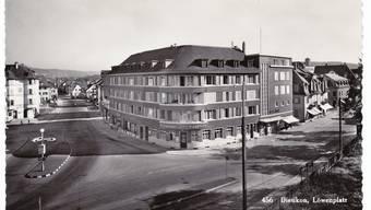 1931 wurde der neue «Löwen» eröffnet. Er bestand bis 1950.