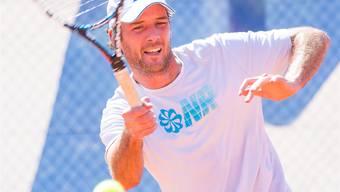 Ignasi Villacampa-Rosés spielt als Nummer 1 beim Männerteam des TC Brugg.