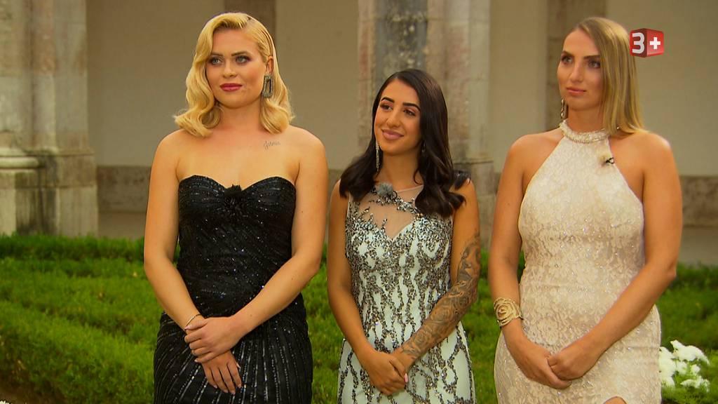 Diese drei Frauen kämpfen um die letzte Rose