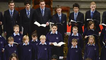 Konzert der Solothurner Singknaben in der Jesuitenkirche