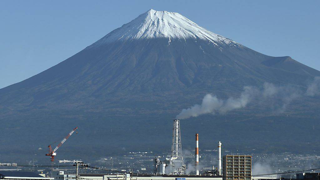Coronavirus-Krise: Japans Wirtschaft stürzt in eine Rezession
