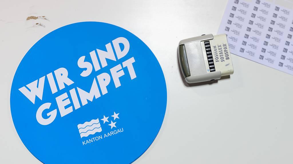 Im Kanton Aargau benötigt mehr Geld für die Bekämpfung der Covid-19-Pandemie. (Symbolbild)