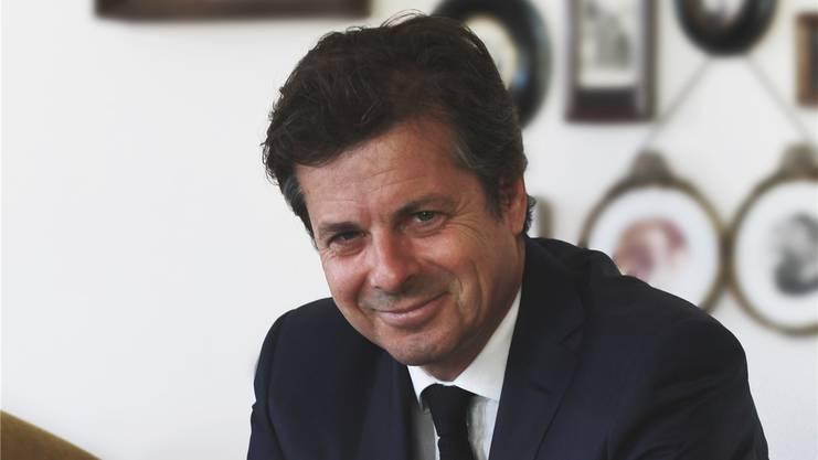 Jérôme Biard, Chef von Eterna und Corum.
