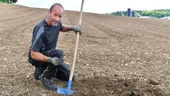 Zwischen 2015 und 2017 stellte Toni Bucher seinen Hof auf biologische Landwirtschaft um.