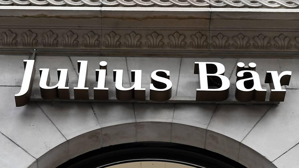 Julius Bär könnte Fifa-Angelegenheit in den USA beenden