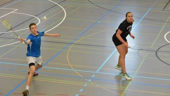 Silvan Furrer (vorne) spielte letztes Jahr für das Team Baden und jetzt wieder für seinen Stammklub Team Argovia.