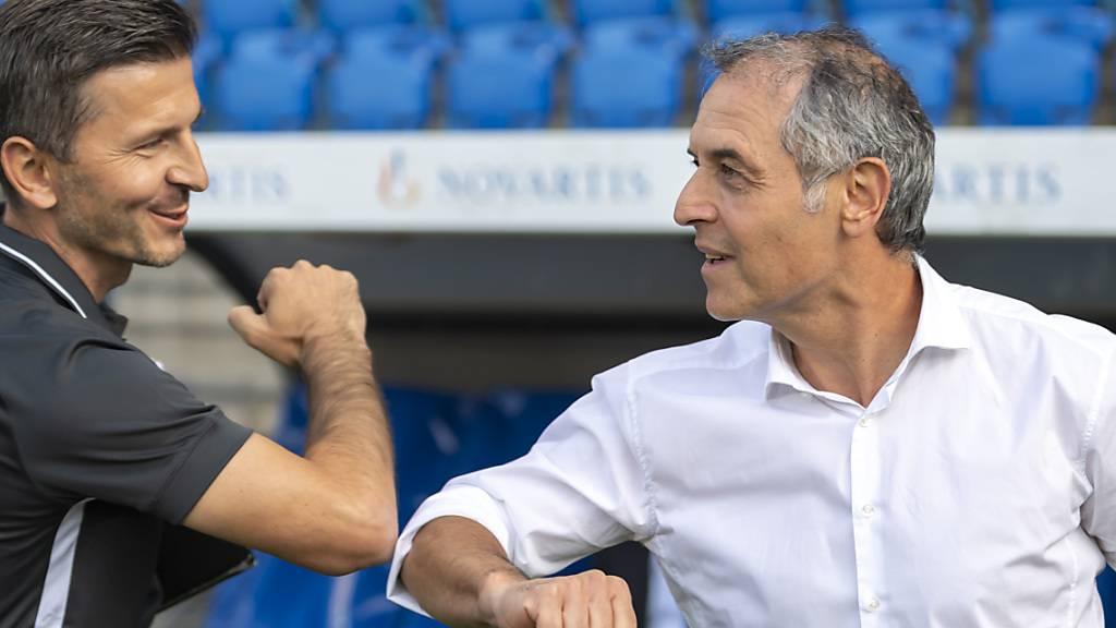 Ein Spieler des FC Basel positiv auf Coronavirus getestet
