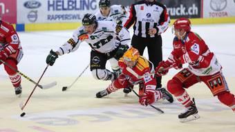 Playoff, Spiel 1, Rapperswil-Jona - Olten