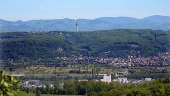 Auf der Chrischona oberhalb Basels soll ein Pumpspeicherkraftwerk entstehen