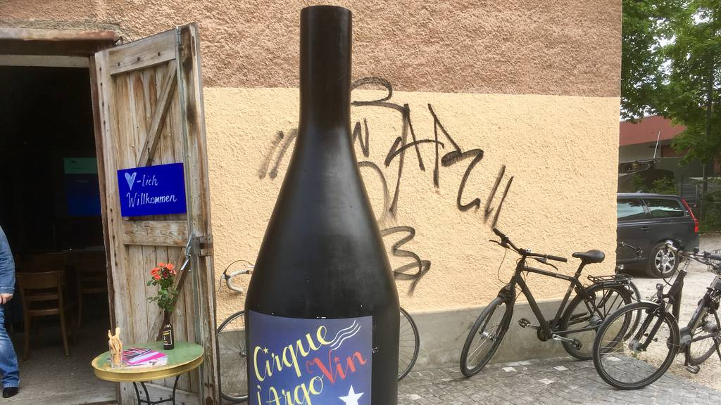 «Circq d'ArgoVin» an der Fête des Vignerons