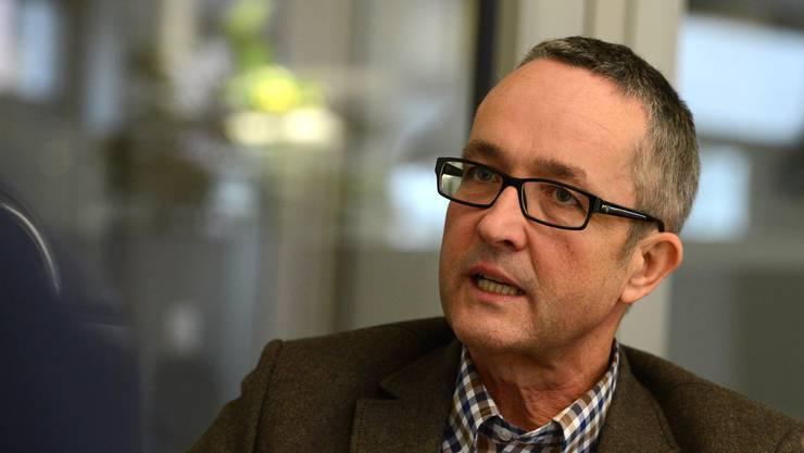 SVP-Kandidat Thomas Weber erhält Unterstützung von der CVP-Basis.