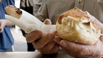 Fleisch und Brot: Mehr braucht es für eine leckere Weisswurst nicht (Symbolbild)