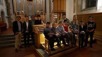 Orgelkonzert Jackie Rubi