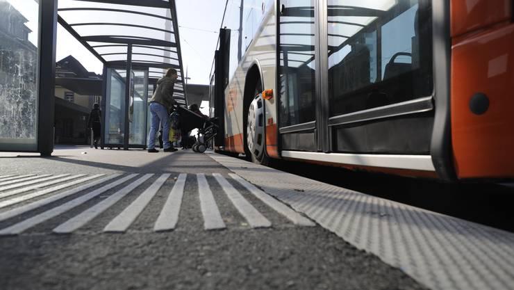 Der Busbetrieb Solothurn und Umgebung hat 5,7 Prozent weniger Fahrgäste befördert.