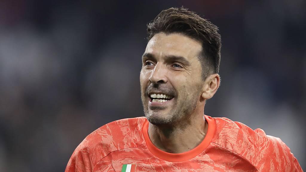 Juventus Turin gewinnt, Buffon egalisiert Rekord