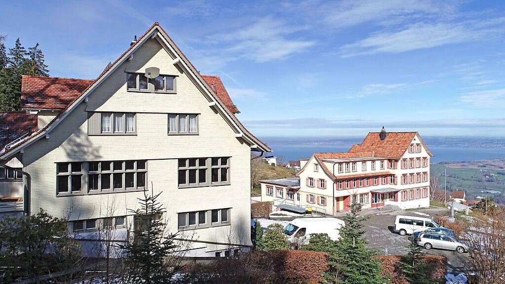 Nachdem ein jahrelanger Streit beigelegt ist, wird das neue Asylzentrum Sonneblick in Walzenhausen am 22. Februar eröffnet.