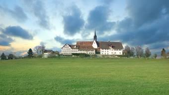 Kappel am Albis: Das Seminarhotel im ehemaligen Kloster wurde als zweitbestes Tagungszentrum der Schweiz ausgezeichnet.