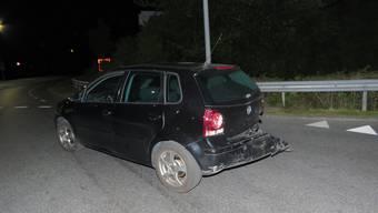 In Rothrist fuhr ein Autofahrer vermutlich absichtlich in das Auto seiner Freundin.