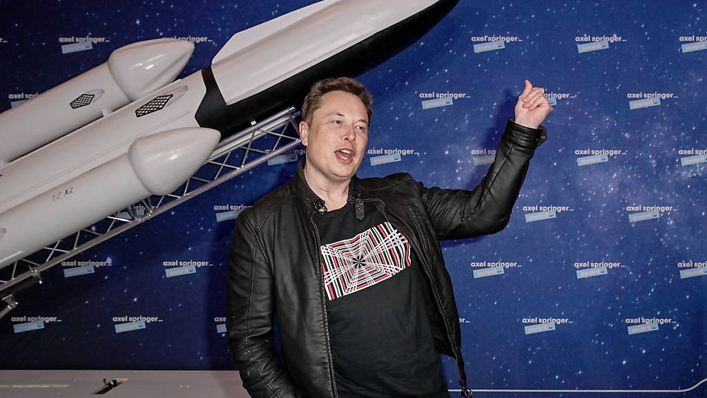 Tesla-Chef Musk gibt Bitcoin Rückenwind