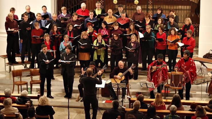 Nicht alle verlieren Mitglieder: Der Chor Les Marmottes konnte die Mitgliederzahl in den letzten sechs Jahren annähernd verdoppeln. (Archiv)