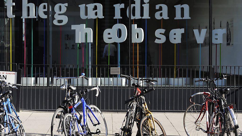 Britische Medien streichen wegen Coronakrise hunderte Stellen