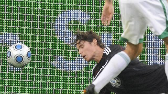 Marwin Hitz kassierte gegen Villarreal zwei Tore